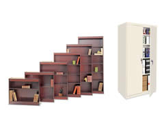 Bookcases/Storage