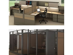 Cubicles/Panels