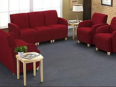 reception and waiting room chairs