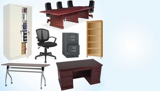 Office Furniture Computer Desk File Filling Cabinets