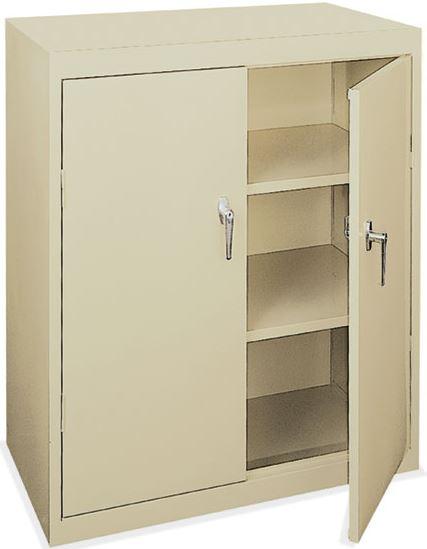 Innovative Double Door Storage Cabinet Design Ideas