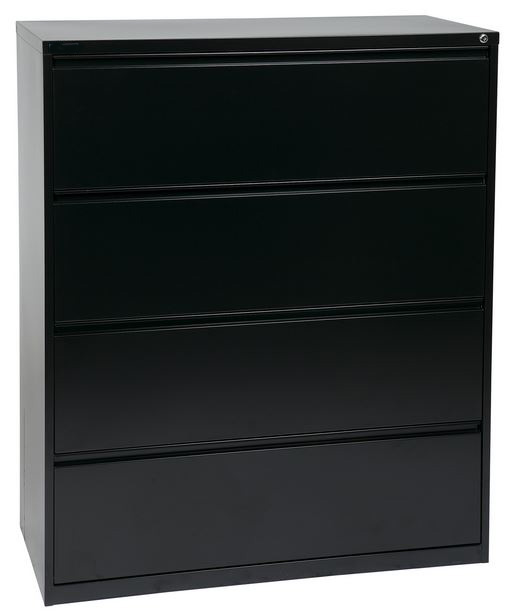 Prestige Furniture Ptf 4lf42b 4 Drawer 42 Quot Wide Lateral