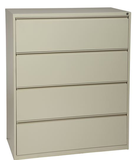 how to prevent filing cabinets being left open