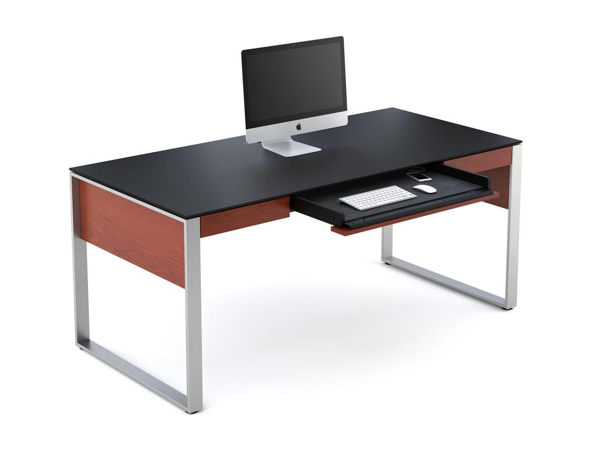 Bdi 6021 Sequel Executive Desk Wood Steel