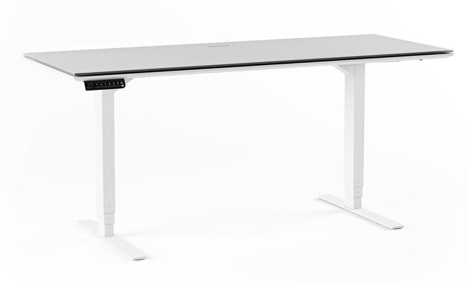 Bdi Furniture Bdi 6451 Centro Lift Desk 60 Quot X 24 Quot Satin