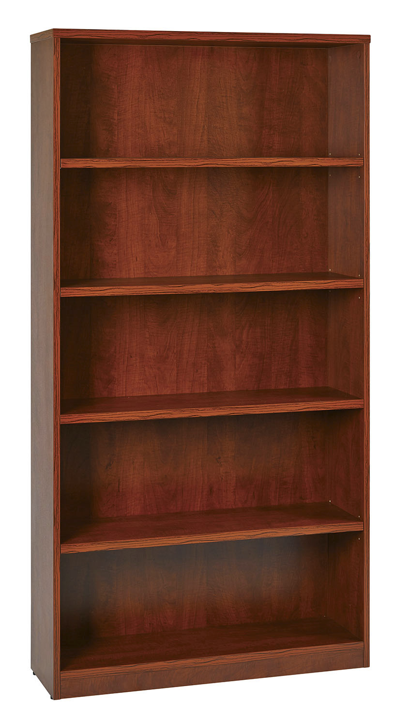 "Prestige Furniture ptf es65bc Essentials 65"" High Bookcase"