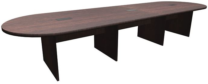 Express Office Furnishings EOFLPECT Premier Foot Expandable - 14 foot conference room table