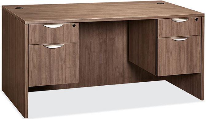 Eof Lp3060desk Premier 30 X 60 Full Modesty Office Desk