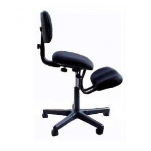 jobri job f1450 betterposture classic wood kneeling chair
