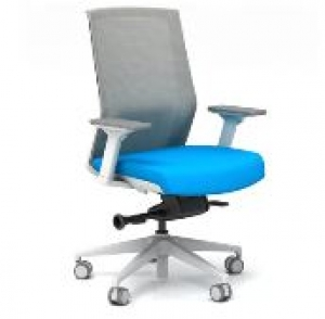 amq solutions amq z 002 zilo grey mesh office chair with adjustable