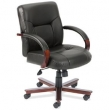 Leather Manager Office Chairs
